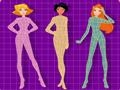 Joc Totally Spies Dress Up  Online - jocuri online